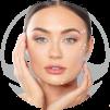 mujer-con-lineas-punteadas-en-la-cara-concepto-belleza-medicina-estetica-en-xativa-centro-pylus