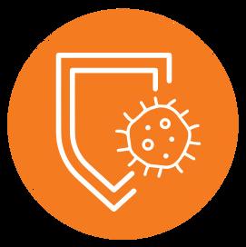 escudo de inmunidad frente al virus covid