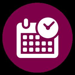 vista calendario cuando realizar el test de anticuerpos covid en Centro Pylus